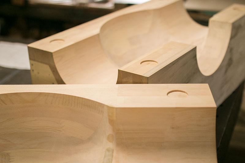各種鋳造用木型