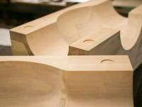 中山木型の木型サンプル