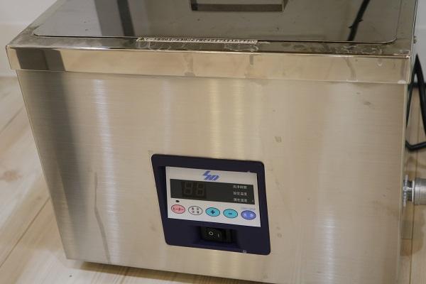 3DプリンターのABSサポート洗浄