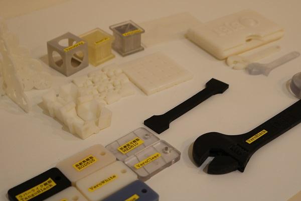 3Dプリンター出力サンプル