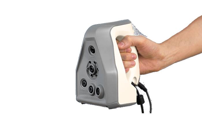 3Dスキャナーから3Dプリンターへ