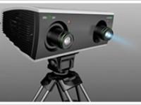 中山木型 3Dプリンター出力サービスで使用する3Dスキャナー