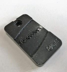 中山木型ブログ 3Dプリンターで使えるシリコンライク・ゴムライク・ラバーライクの話 TangoBlack
