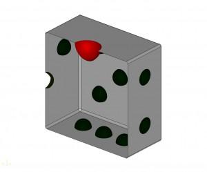 中山木型ブログ CAD説明用の画像 サーフェスとソリッド2