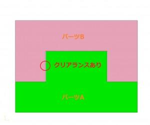 中山木型ブログ 知っていますか?3Dプリント用の3Dデータ作成で、注意が必要な公差 説明画像4