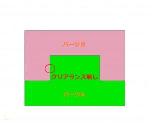 中山木型ブログ 知っていますか?3Dプリント用の3Dデータ作成で、注意が必要な公差 説明画像2