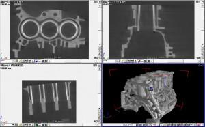中山木型 ものづくり勉強会 工業用CTの世界 サンプル 画像