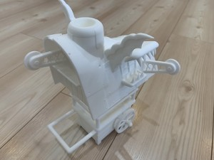 中山木型3Dプリンタープレゼン用模型デザイン8