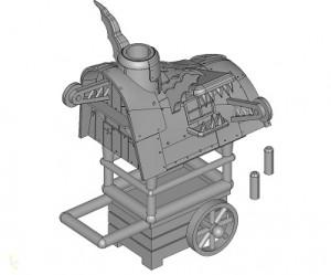 中山木型3Dプリンタープレゼン用模型デザイン9