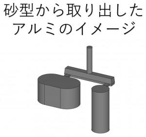 木型屋目線 鉄腕DASHの反射炉がヤバい 鋳造関連会社の新人教育用だよ  説明用画像5
