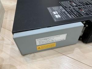中山木型ブログ 3Dプリンターが接続しているUPS(無停電装置)から音!バッテリー交換する話 画像B